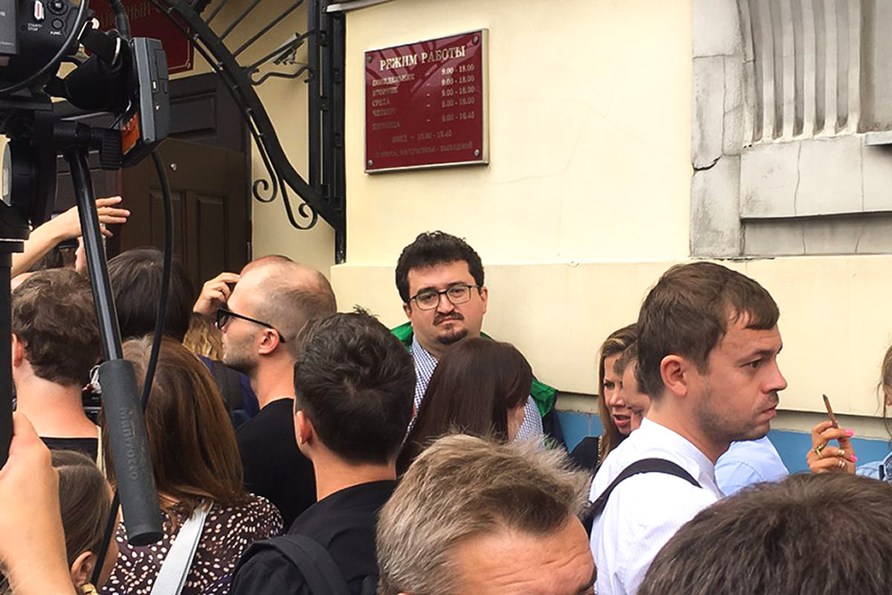 Муж пресс-секретаря Дмитрия Медведева Александр Будберг
