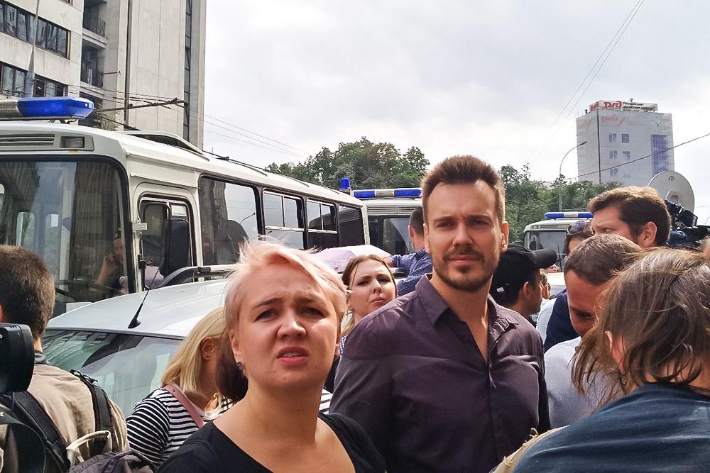 Журналист Михаил Зыгарь