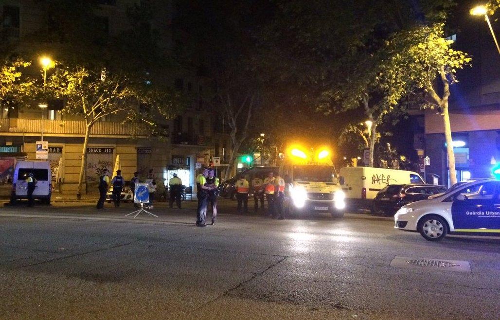 Первопричиной антитеррористической операции вБарселоне стал подозрительный минивэн