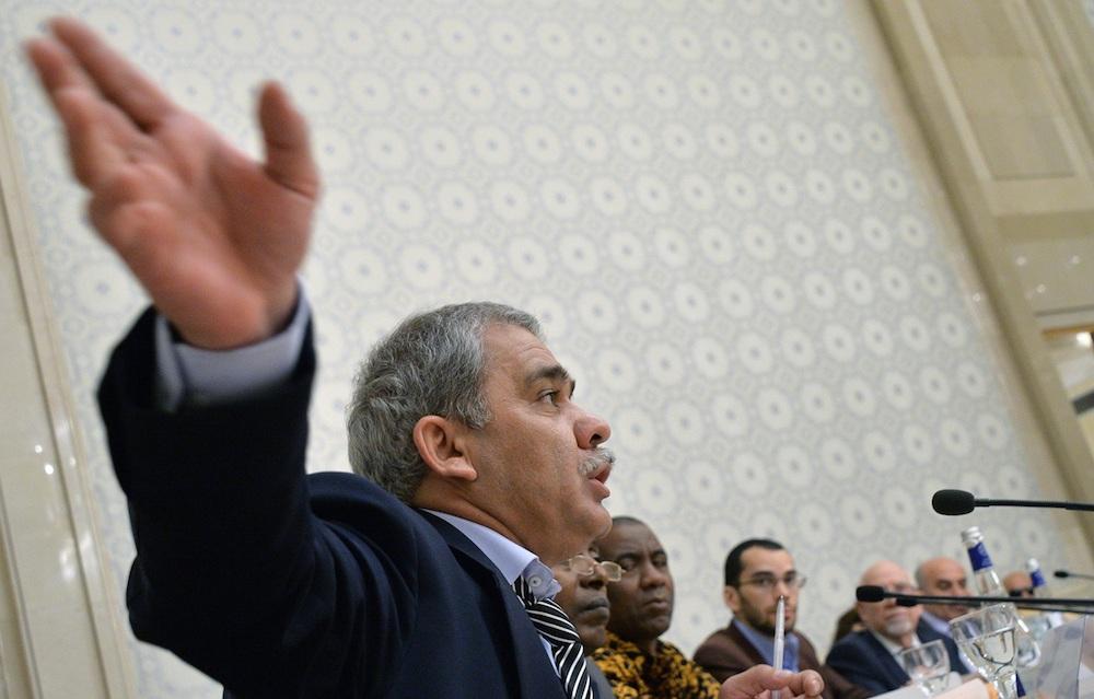 Президент Федерации мигрантов СНГ Каромат Шарипов