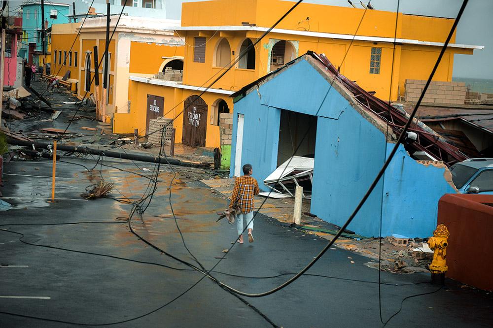 ВПуэрто-Рико число жертв из-за урагана «Мария» возросло до12