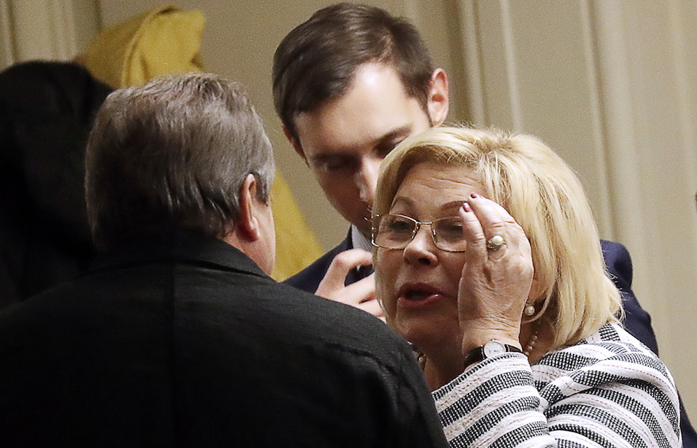 Заместитель председателя комитета Госдумы по культуре Елена Драпеко