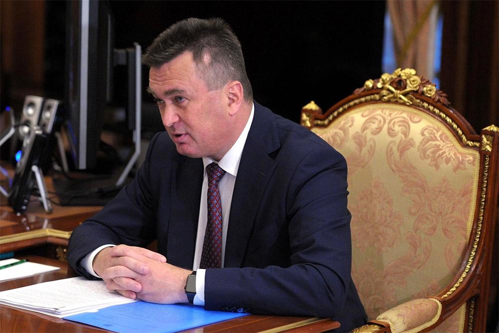 Путин освободил отдолжности губернатора Приморского края
