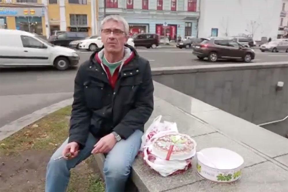 Журналист НТВ Вячеслав Немышев