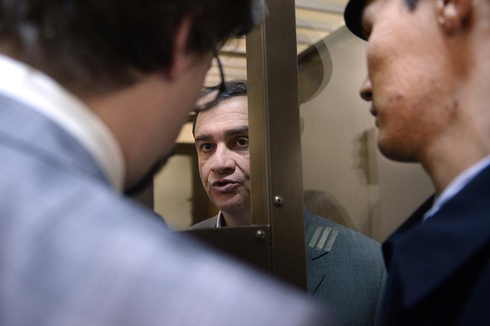 Бывший заместитель министра культуры Григорий Пирумов