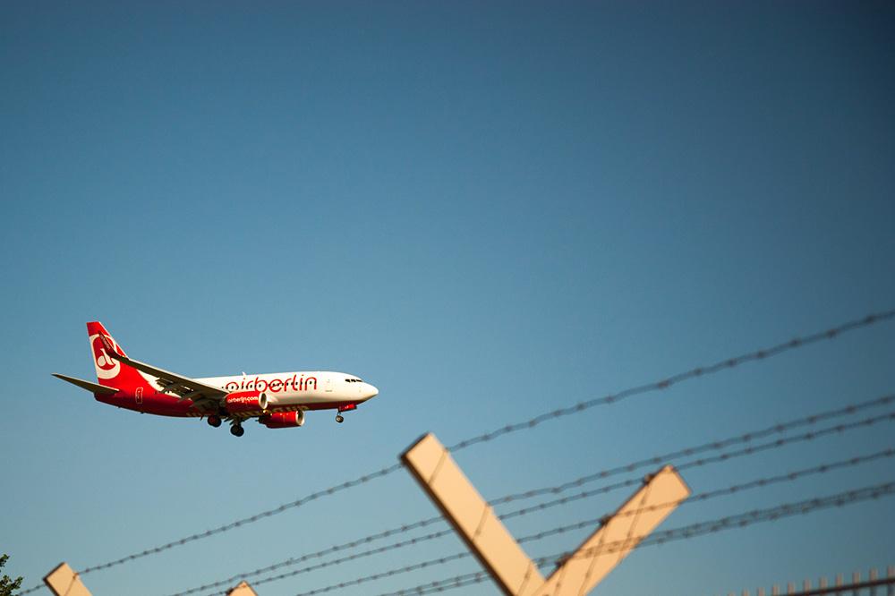 Немецкая авиакомпания Air Berlin прекращает полеты с28октября