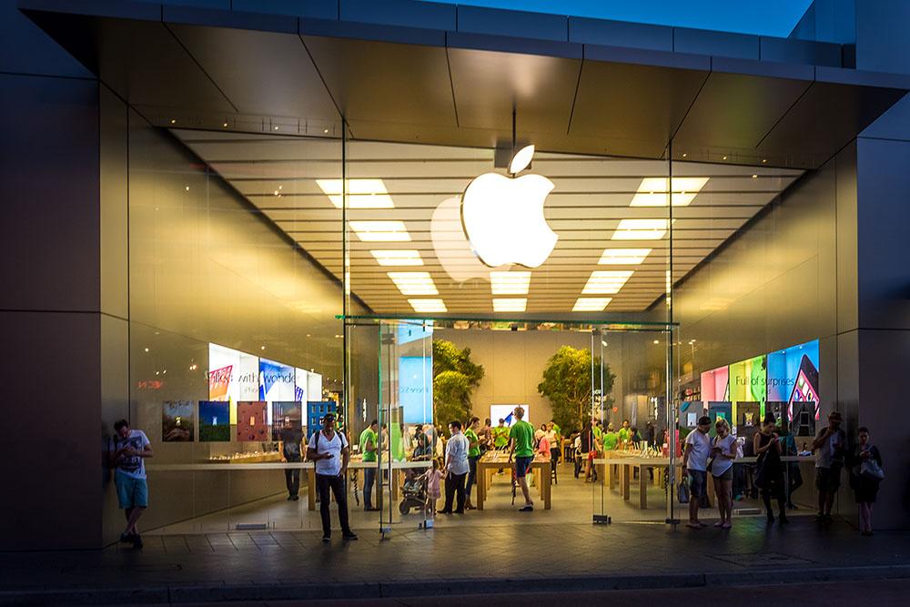 Dow Jones поошибке сообщило о объединении  Google иApple