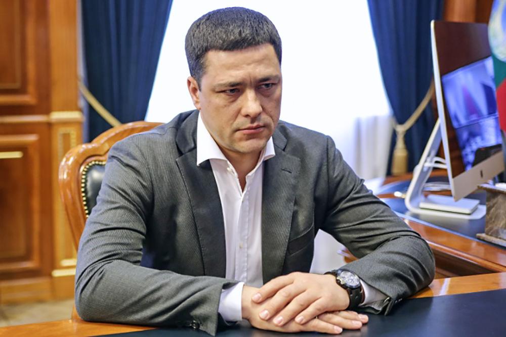 Врио главы Псковской области Михаил Ведерников