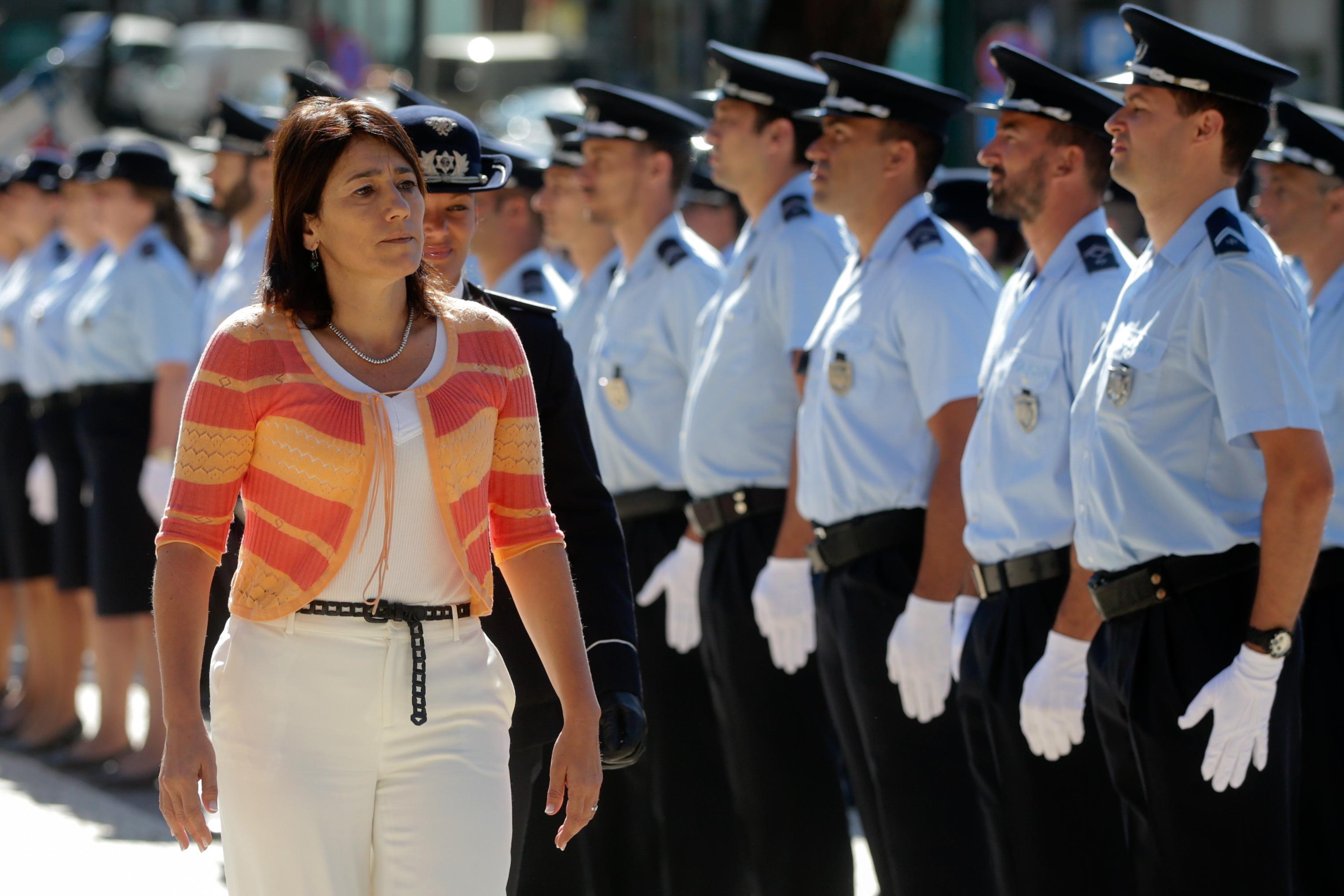 Руководитель МВД Португалии подала вотставку из-за ситуации слесными пожарами