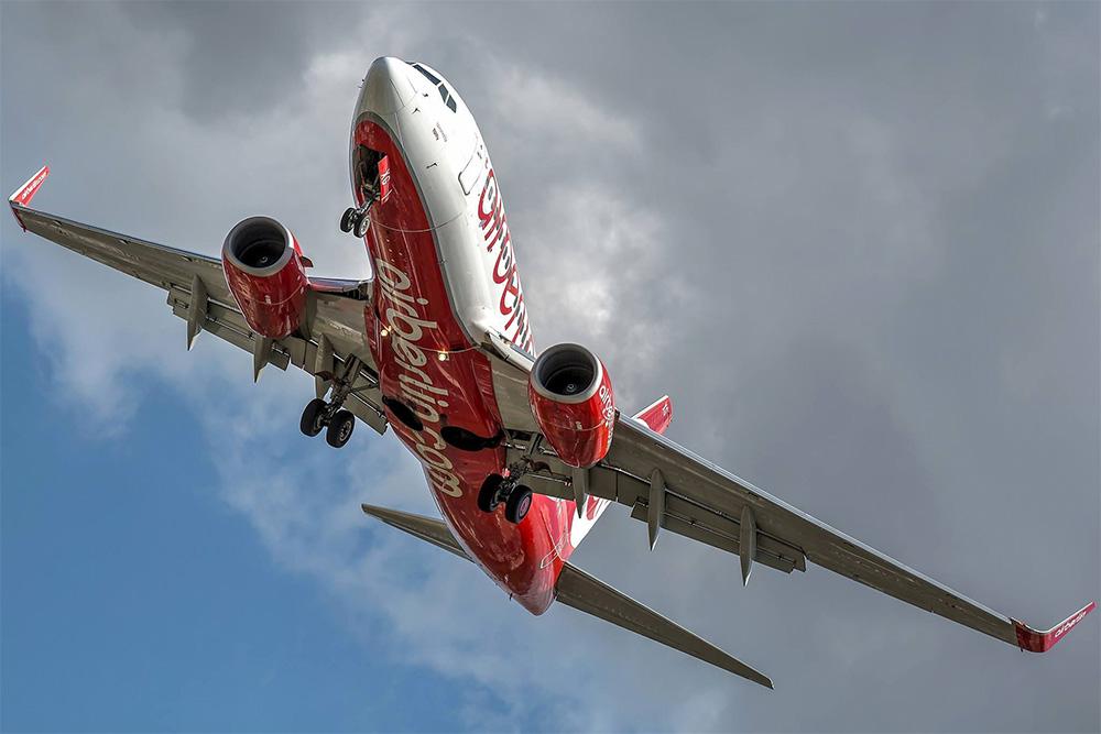 Пилота Air Berlin отстранили отполетов зарискованный маневр в заключительном рейсе