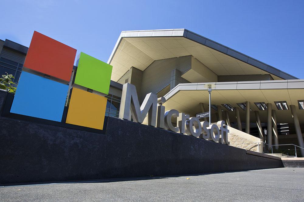 Капитализация Microsoft Corp. превысила отметку в $600 млрд