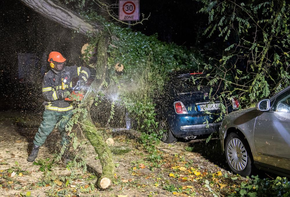 Число погибших урагана «Герварт» достигло 6 человек