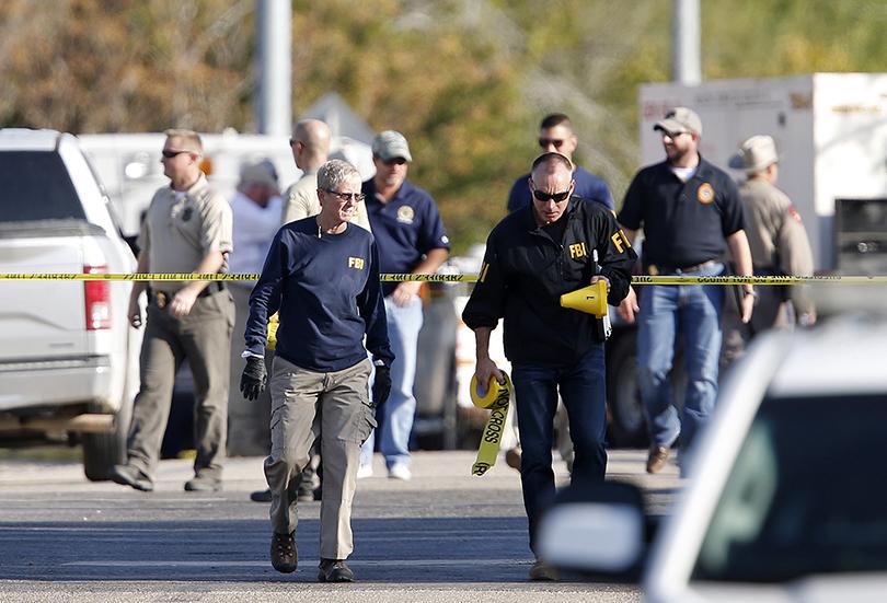 Техасский стрелок убежал изпсихиатрической клиники в 2012-ом году
