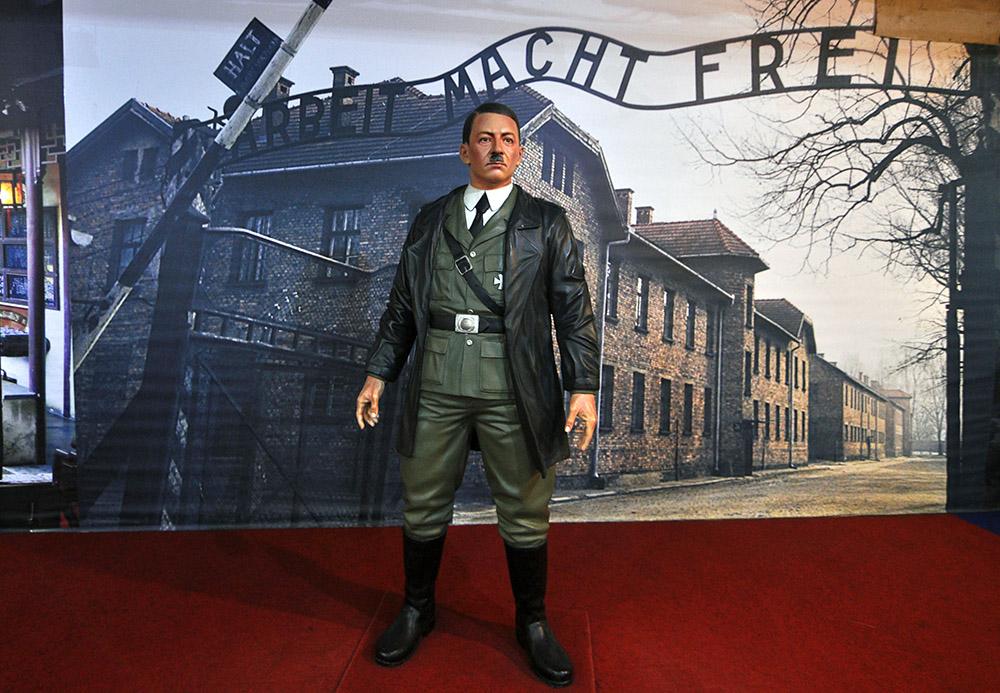 Музей вИндонезии предлагает селфи сГитлером