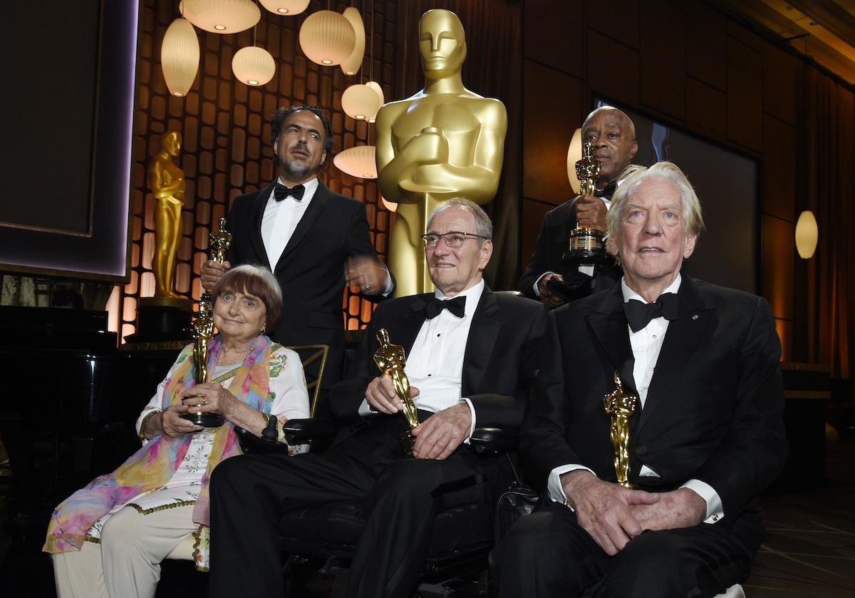 ВЛос-Анджелесе прошла закрытая церемония вручения почётных «Оскаров»