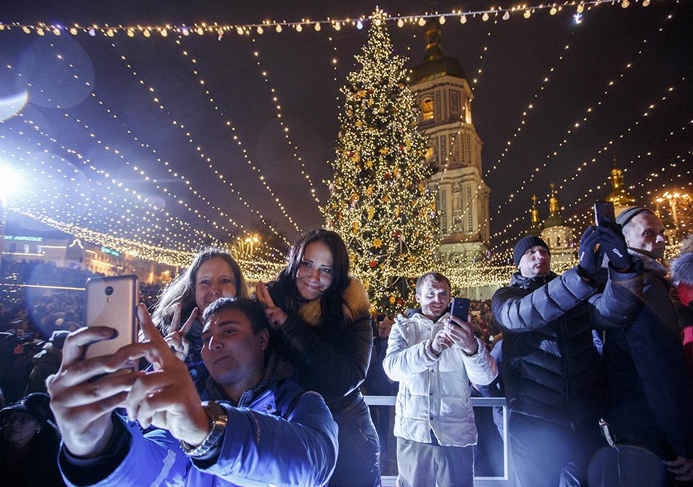 Украинцам дали накатолическое Рождество выходной