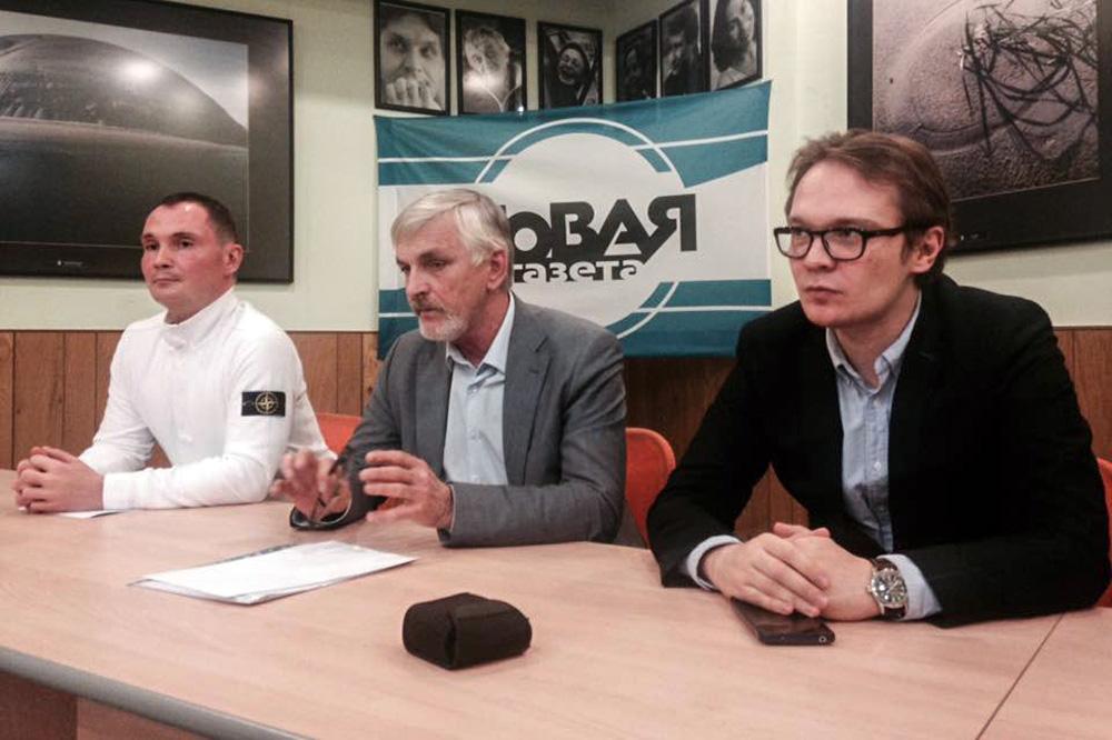 С.Кожеуров победил навыборах основного редактора «Новой газеты»