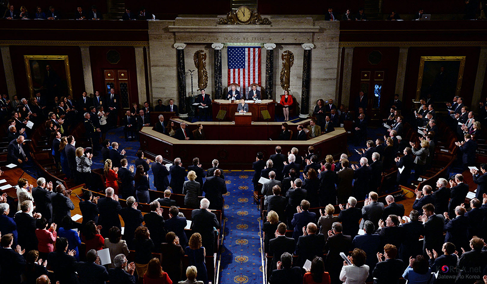 Палата уполномоченных конгресса США утвердила законодательный проект оналоговой реформе