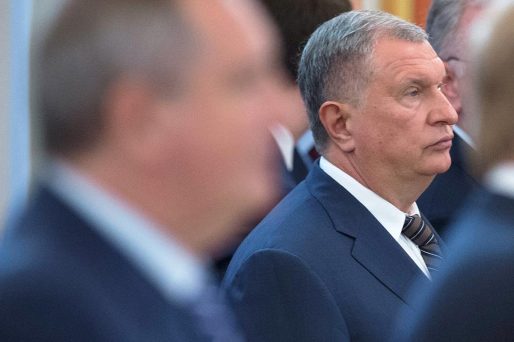 Сечин вновь пропустит совещание суда поделу Улюкаева