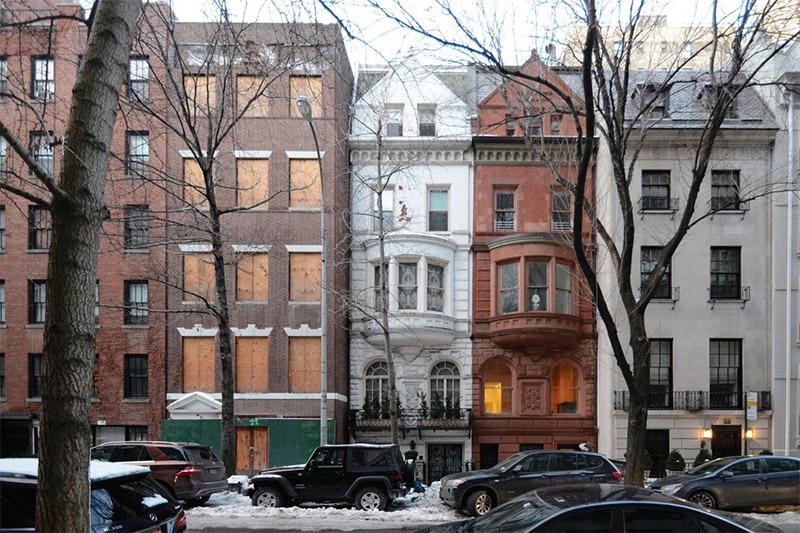 Верхний Ист-Сайд Манхеттена, 75-ая улица
