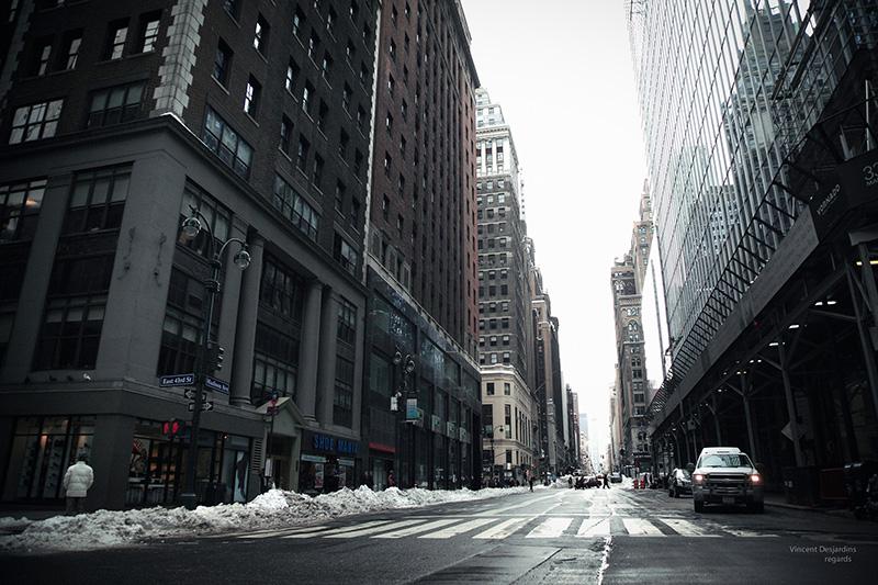 Нью-Йорк, 43 улица