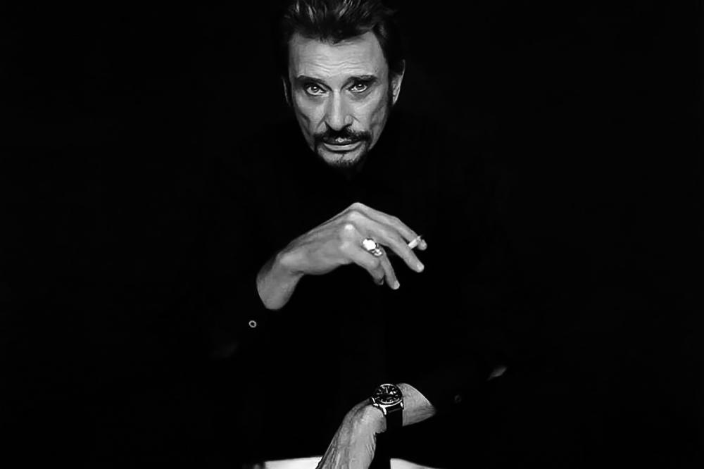 Скончался французский рок-певец Джонни Холлидей