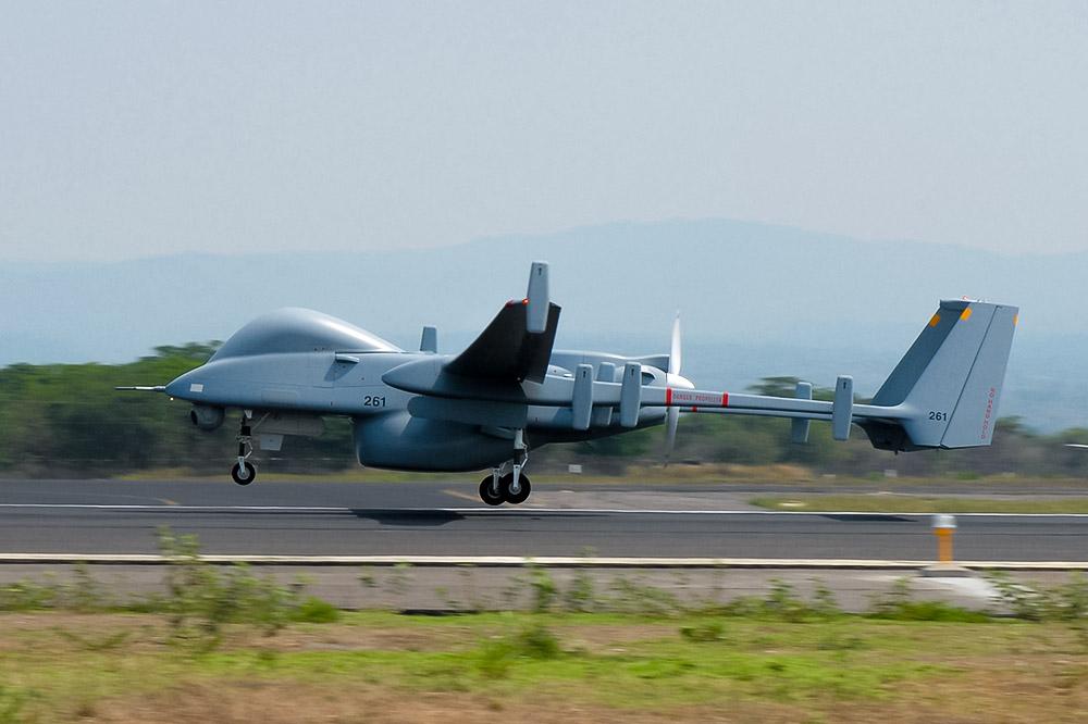 Индийский беспилотник нарушил воздушное пространство Китая