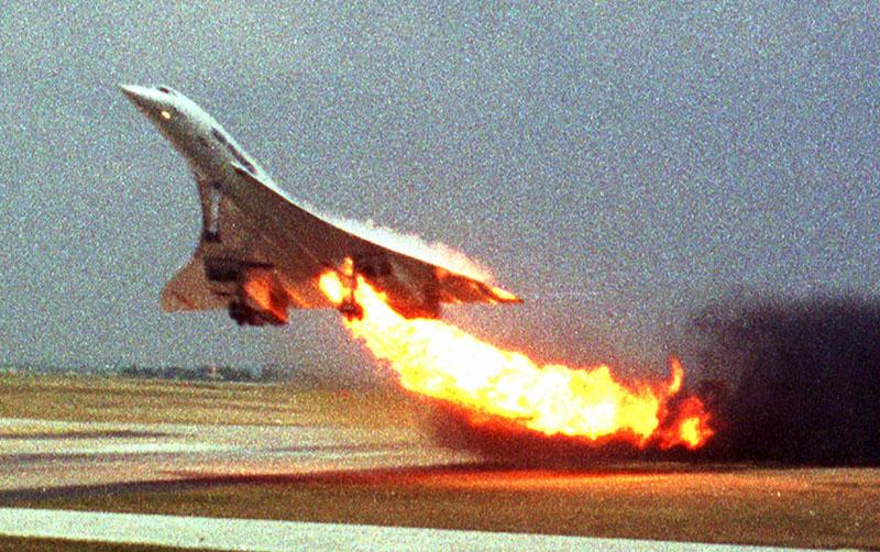 Потерпевший крушение рейс Air France 4590