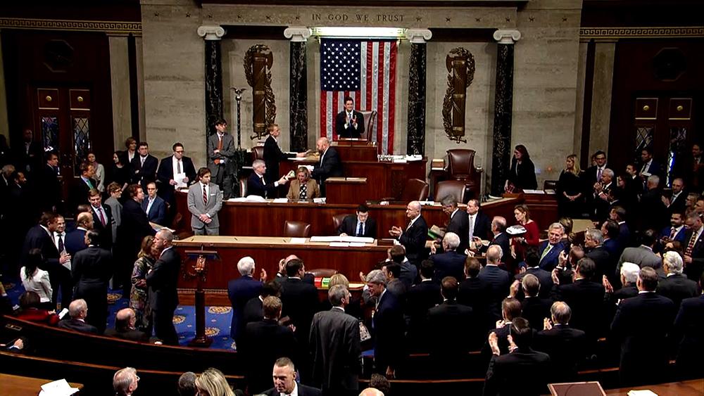 Сенат США поддержал законодательный проект оналоговой реформе