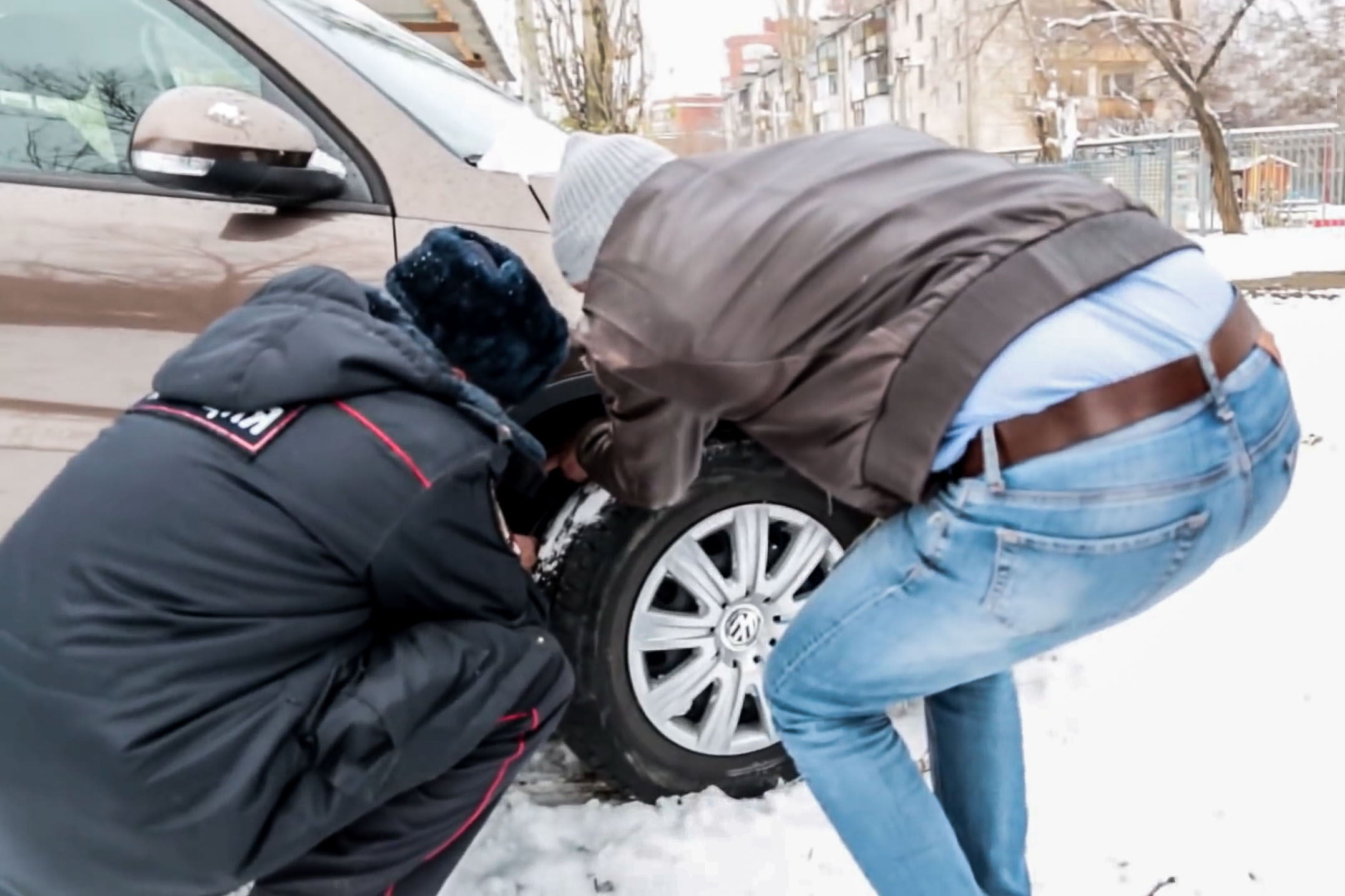 Милиция возбудила дело после покушения наглавреда «Блокнот Волгограда»