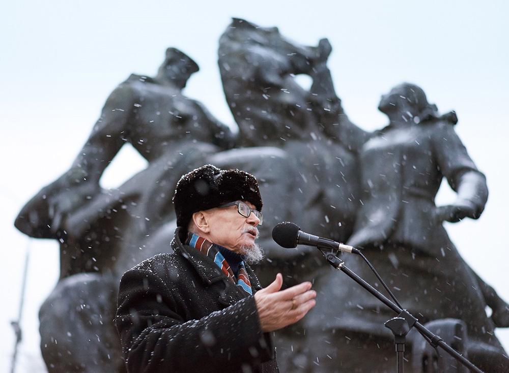 Лауреат «Оскара» снимет фильм описателе Эдуарде Лимонове