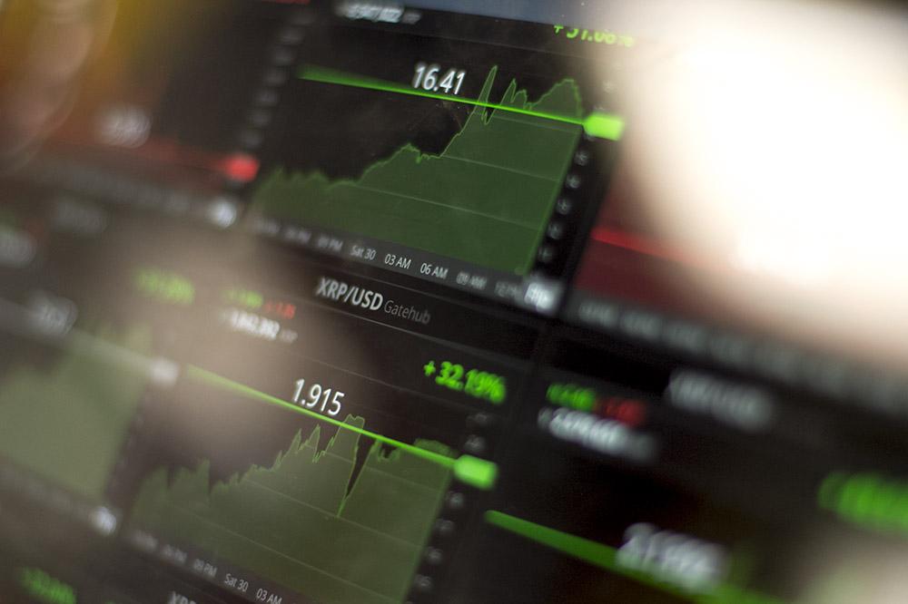 2-ой криптовалютой покапитализации стала Ripple