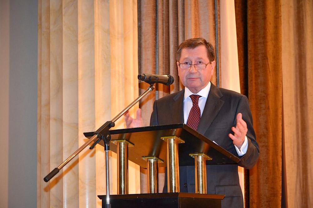 Бывший посол России в Германии Владимир Гринин