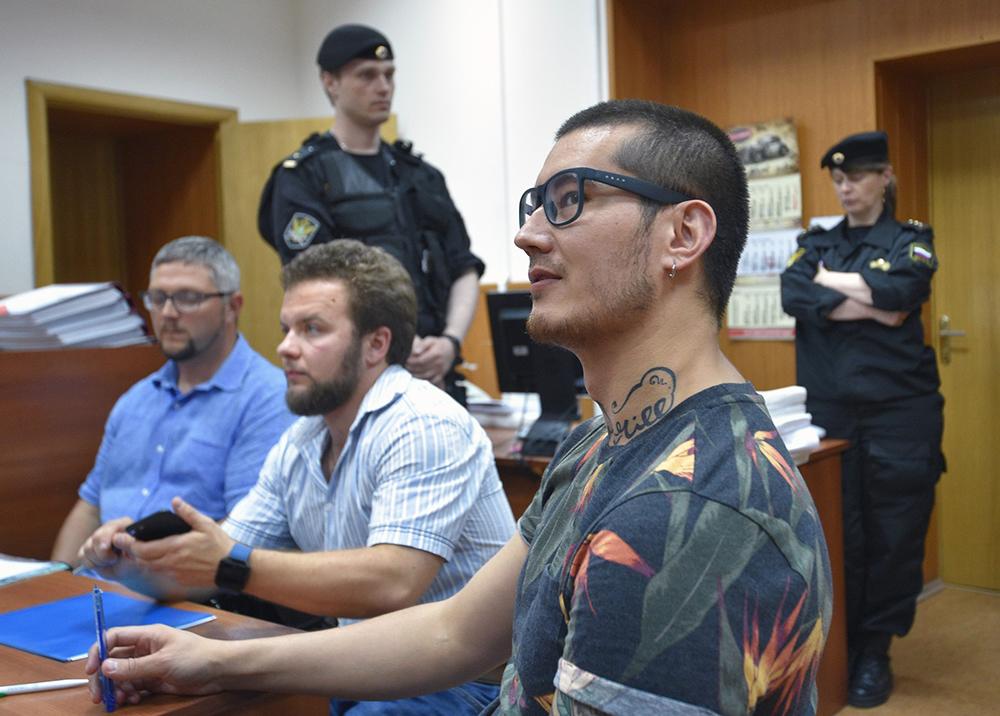 Верховный суд отменил решение овыдворении корреспондента Нурматова изРФ