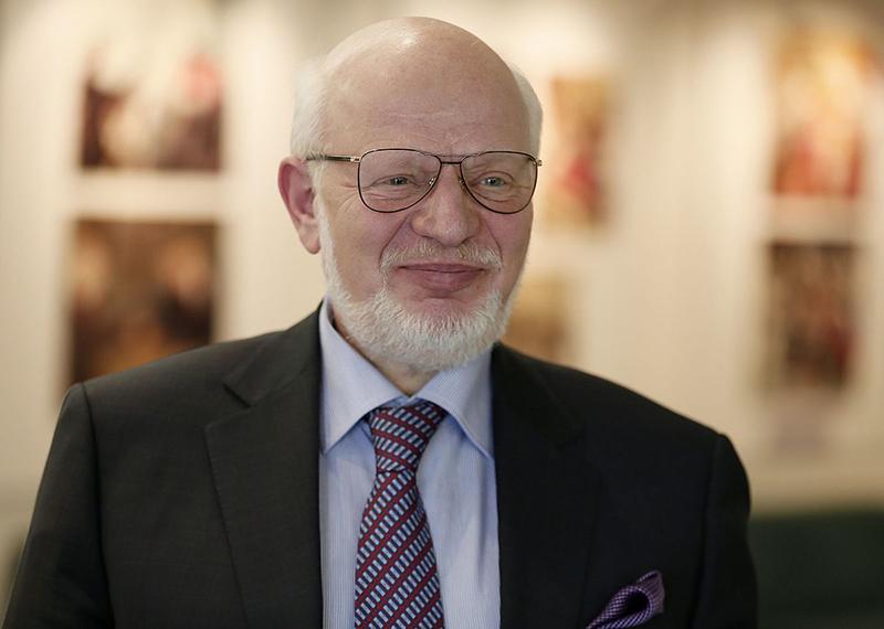 Председатель Совета по правам человека Михаил Федотов