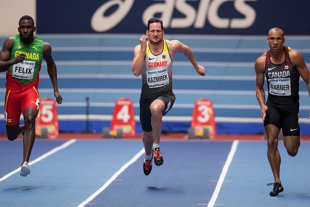 Впервый раз дисквалифицированы все участники забега наЧМ полегкой атлетике
